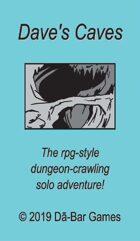 Dave's Caves (complete digital download)