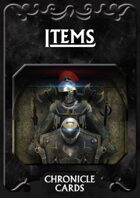 Universal Items Deck