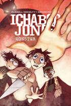 Ichabod Jones: Monster Hunter #8