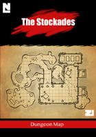The Stockades (Dungeon Map)