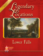 Legendary Locations - Lower Falls
