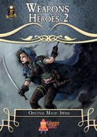 Weapons for Heroes 2 - 5e Magic Weapons!
