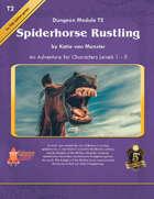 Spiderhorse Rustling