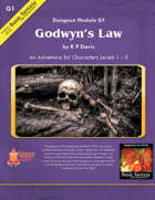 Godwyn's Law - Basic Fantasy Version