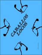Caballos Locos  - extra large