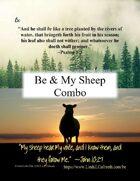 "My Sheep + ""Be"" Combo"