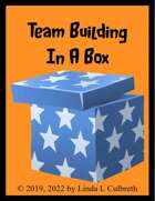 Team Building in a Box