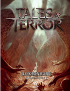 Tales of Terror: Blood of Tlaloc & Table Mimic