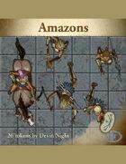 Devin Token Pack 22 - Amazons