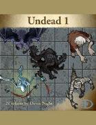 Devin Token Pack 26 - Undead