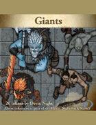 Devin Token Pack 28 - Giants