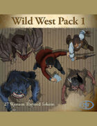 Devin Token Pack 54 - Wild West Pack 1