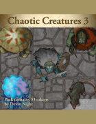Devin Token Pack 107 - Chaotic Creatures 3