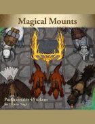 Devin Token Pack 114 - Magical Mounts