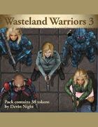 Devin Token Pack 124 - Warriors of the Wasteland 3