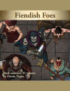 Devin Token Pack 128 - Fiendish Foes