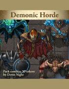 Devin Token Pack 136 - Demonic Horde