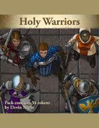 Devin Token Pack 137 - Holy Warriors