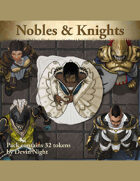 Devin Token Pack 138 - Nobles & Knights