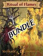 Stelliadi Isometric Patreon Pack #52: Ritual of Flames [BUNDLE]