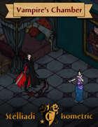 Stelliadi Isometric Patreon Pack #50: Vampire's Chamber (Colored)