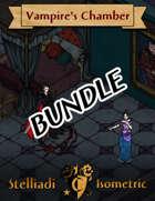 Stelliadi Isometric Patreon Pack #50: Vampire's Chamber [BUNDLE]