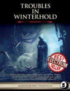 Troubles in Winterhold - Level 4 Adventure