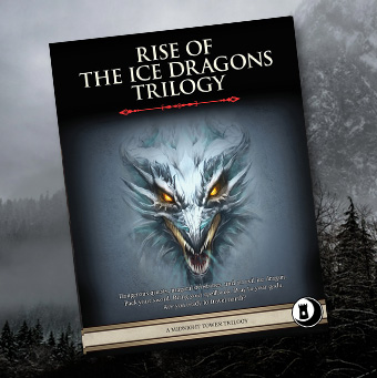 Rice of the Ice Dragons Trilogy