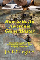 How to Be an Awesome Game Master