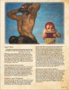 Age of Myth: Satyr and Bacchante