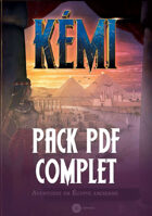 Kémi - Pack PDF complet