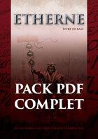 Etherne - Pack PDF complet