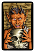 Custom HeroQuest Monster cards preview