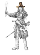 Witch Hunter's Hat - Supplement for Zweihander RPG