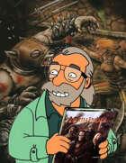 Gary Gygax Day - Supplement for Zweihander RPG
