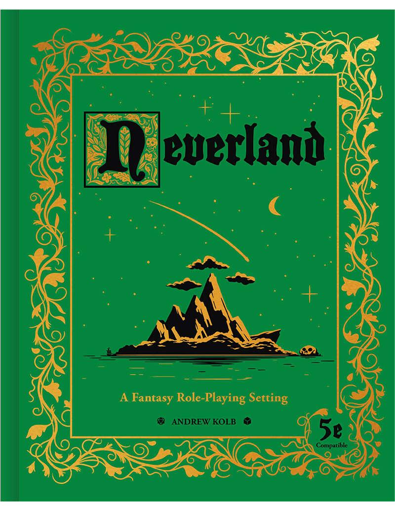 Neverland: A Fantasy RPG System