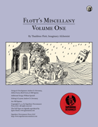 Flott's Miscellany, Volume One
