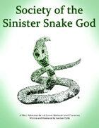 Society of the Sinister Snake God