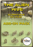 The alien Hive Add-on Pack