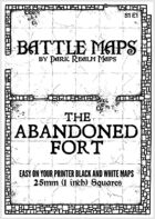 The Abandoned Fort Battle Map Pack