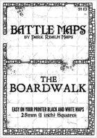 The Boardwalk Battle Map Pack