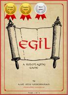 Egil: A solo RPG of brutal viking poetry