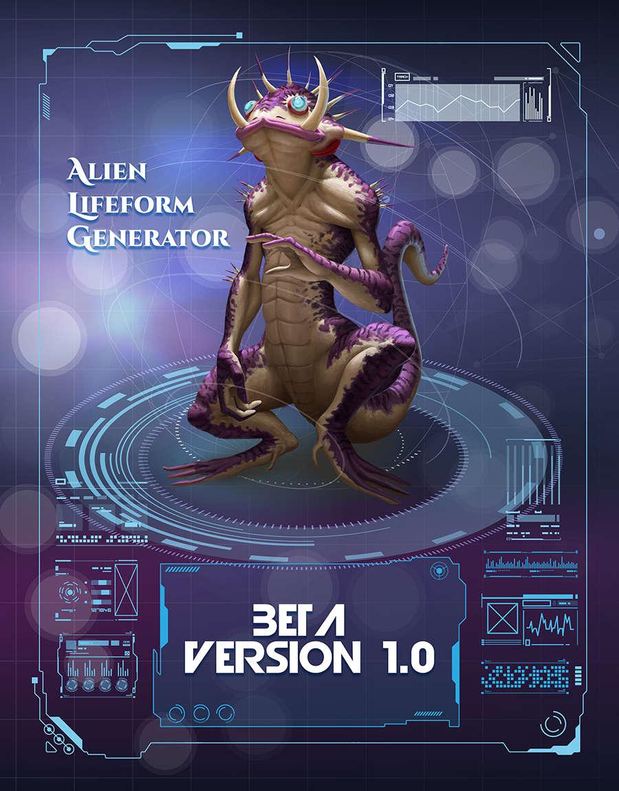 Alien Lifeform Generator