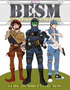 Guide to Modern Firearms (BESM Fourth Edition)
