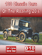 100 Classic Cars of the Roaring 20's