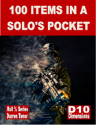 100 Items in a Solo's Pocket