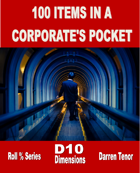 100 Items in a Corporate's Pocket