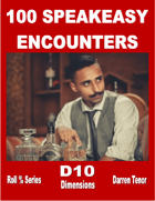 100 Speakeasy Encounters
