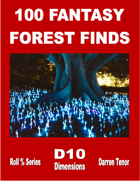 100 Fantasy Forest Finds