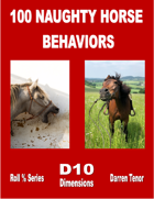 100 Naughty Horse Behaviors